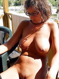 Amateur mature, Amateur milf, Milf, Mature glasses, Lady, Matures