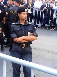 Russian amateur, Police