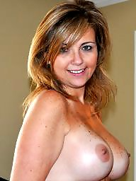 Mature boobs, Big mature