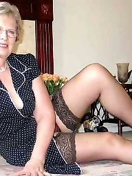 Granny stockings, Granny stocking, Granny mature, Mature stocking, Granny, Sexy granny