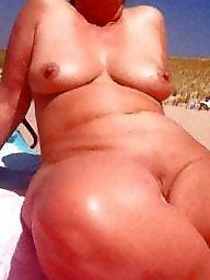 Nude beach, Bikini