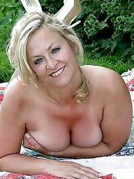 Big mature, Mature boobs, Round