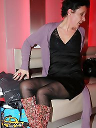 Mature boots, Boots, Mature stocking, Amateur mature, Mature stockings
