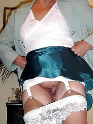 Upskirt mature, Upskirt stockings, Upskirt