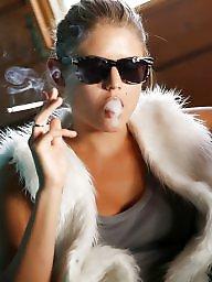 Wanking, Smoker