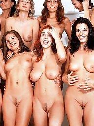 Kız grubu 9, Kız grubu 8, Grup kızlar 3, Grup kızlar 2, Grup kızlar 1, Girli