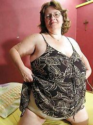 Busty granny, Fat granny, Bbw granny, Bbw mature, Fat, Old granny