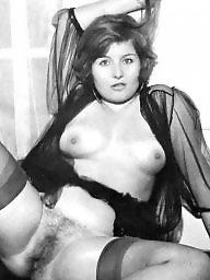 Hairy, Nude, Hairy vintage, Vintage, Amateur vintage