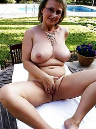Mature glasses, Lady b, Glasses, Amateur mature, Lady