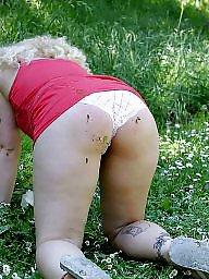 Bbw outdoor, Curvy, Curvy bbw, Curvy amateur