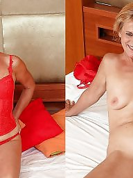 Mature dressed undressed, Undressed, Undress, Dress, Dressed undressed, Dressed