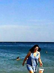 Mature beach, Beach mature, Spy, Beach, Summer, Amateur mature