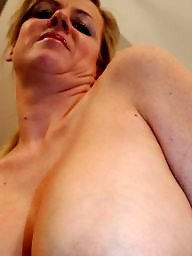 Lace, Blonde mature, Bitch, Mature, Blond mature, Mature blonde
