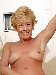 Lady, Blond mature, Lady b