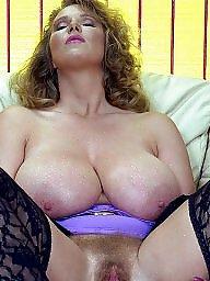 Vintage boobs, Vintage mature, Mature spreading, Mature spread, Mature boobs, Vintage
