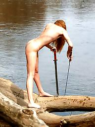 Mature public, Public mature, Woods, Lady b, Lake, Lady