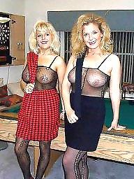 Blond mature, Helen