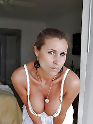 Mature boobs, Hangers, Big mature