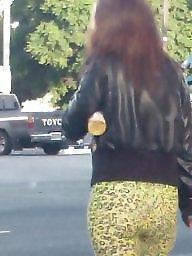 Hidden cam, Street, Hidden, Tight, Teen butt, Teen tights