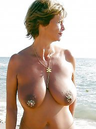 Mature beach, Beach boobs, Beach, Saggy mature, Beach mature, Mature saggy