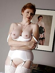 Girdles, Mature girdle, Mature stocking, Mature stockings, Mummy
