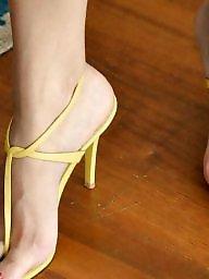 Mature heels, Mature feet, Feet, Milf heels, Heels, Mature high heels