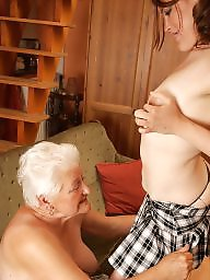 Tight, Tights, Young, Old young, Old lesbian, Old