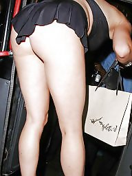 Upskirt ass, Celebrity upskirt, Thong ass, See through, Thong, Mariah carey