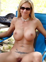 Amateur mature, Little, Older
