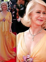 Celebrity, Mature, Helen mirren