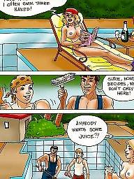 Cartoons old young, Young old cartoon, Amanda, Young cartoons, Young, Sex cartoons