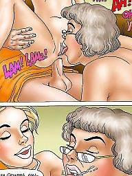 Mature cartoon, Cartoon, Cartoons old young, Old cartoon, Young old cartoon, Mature young