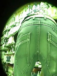 Spying, Jeans ass, Boys