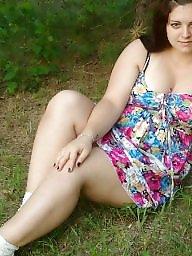 Bbw upskirt, Thighs, Mini, Upskirt bbw