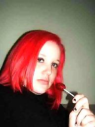 Ex wife, Redhead wife