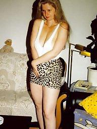 Жена большие сиськи, Обвисшие сиськи