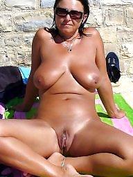 Nude beach, Hairy beach, Beach boobs, Milf beach, Nude milf, Milf hairy