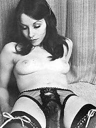 Vintage panties, Crotchless panties, Vintage mature, Mature panties, Crotchless, Mature blacks