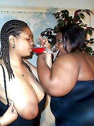 Black tits, Saggy, Saggy ebony, Voyeur, Ebony