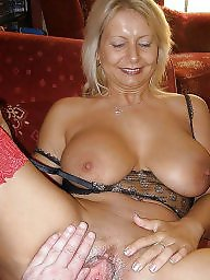 Blond mature, Mature big boobs, Big mature