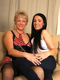 Aunty, Mature aunty, Hot aunty, Mature lesbians, Daughters, X aunty