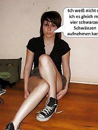 German caption, German captions, Captions, German, Caption, German amateur