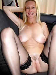 Shaved mature, Hairy mature, Mature hairy, Mature shaved