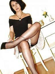 Leg, Upskirt stockings, Leggings