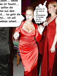 Celebrity captions, German, German caption, German celebs, Milf captions, German milf