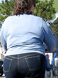 Bbw jeans, Bbw ass, Tight ass, Tight jeans, Jeans ass, Tights