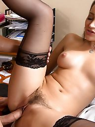 Hairy, Hairy stockings, Nylons, Stockings, Stocking