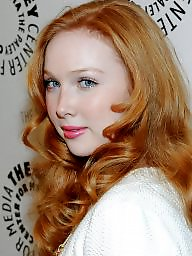 Redheads, Young, Old, Celebrities, Ripe, Redhead