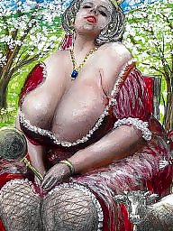 Bbw cartoons, Bbw cartoon, Big tits cartoon, Art, Big boobs cartoon, Bbw big tits