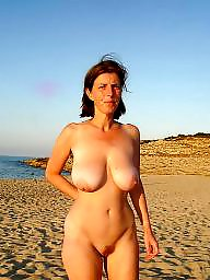 Nude beach, Nude milf, Wife beach, Milf beach, Nude, Beach